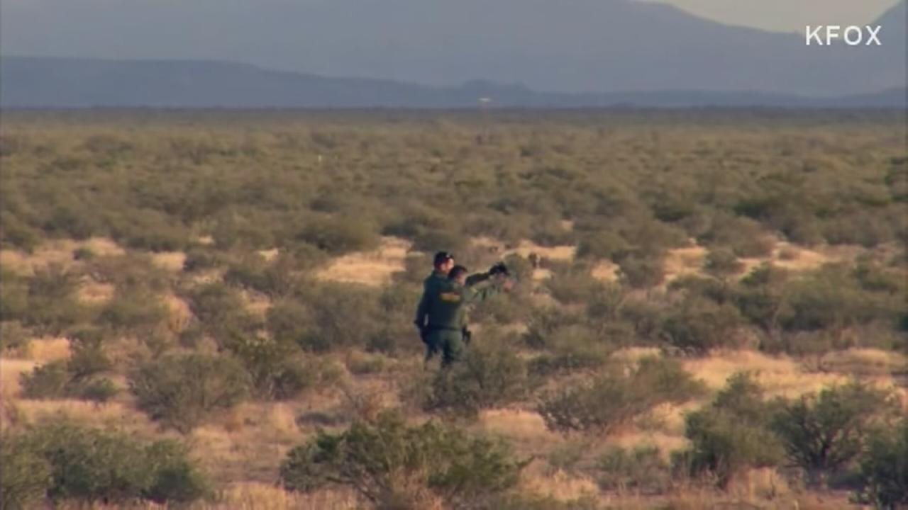 Border Patrol agent killed in southwest Texas