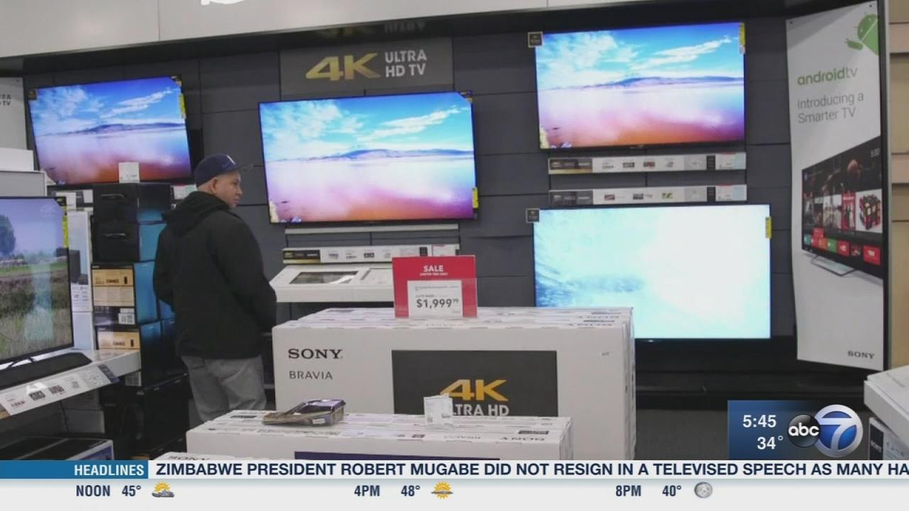 Consumer Reports: TV terms explained for Black Friday