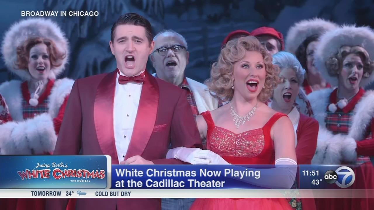 ?White Christmas: The Musical? opens at Cadillac Palace Theatre