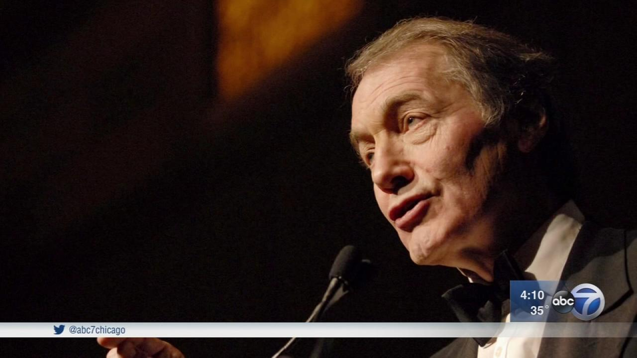 CBS News fires Charlie Rose following sexual misconduct allegations