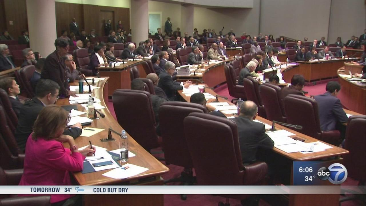 City Council approves budget with tax, fee hikes
