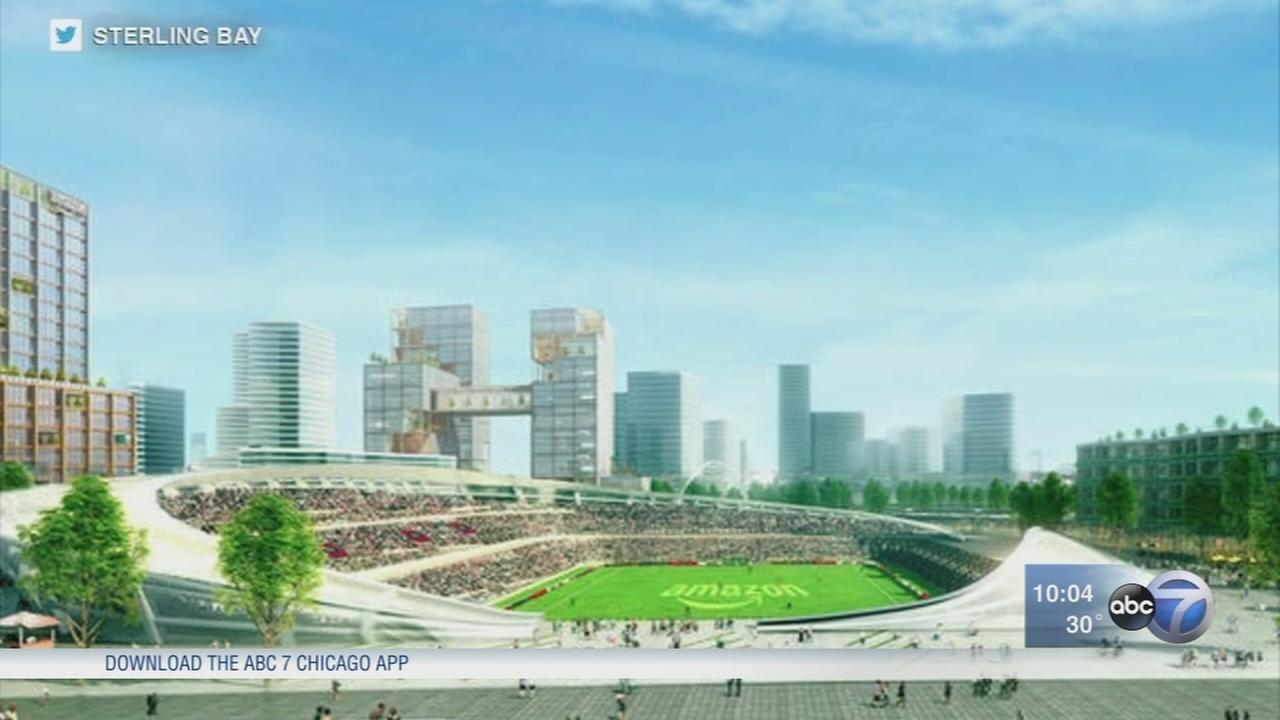 Sterling Bay plans to bring professional soccer team to Chicago