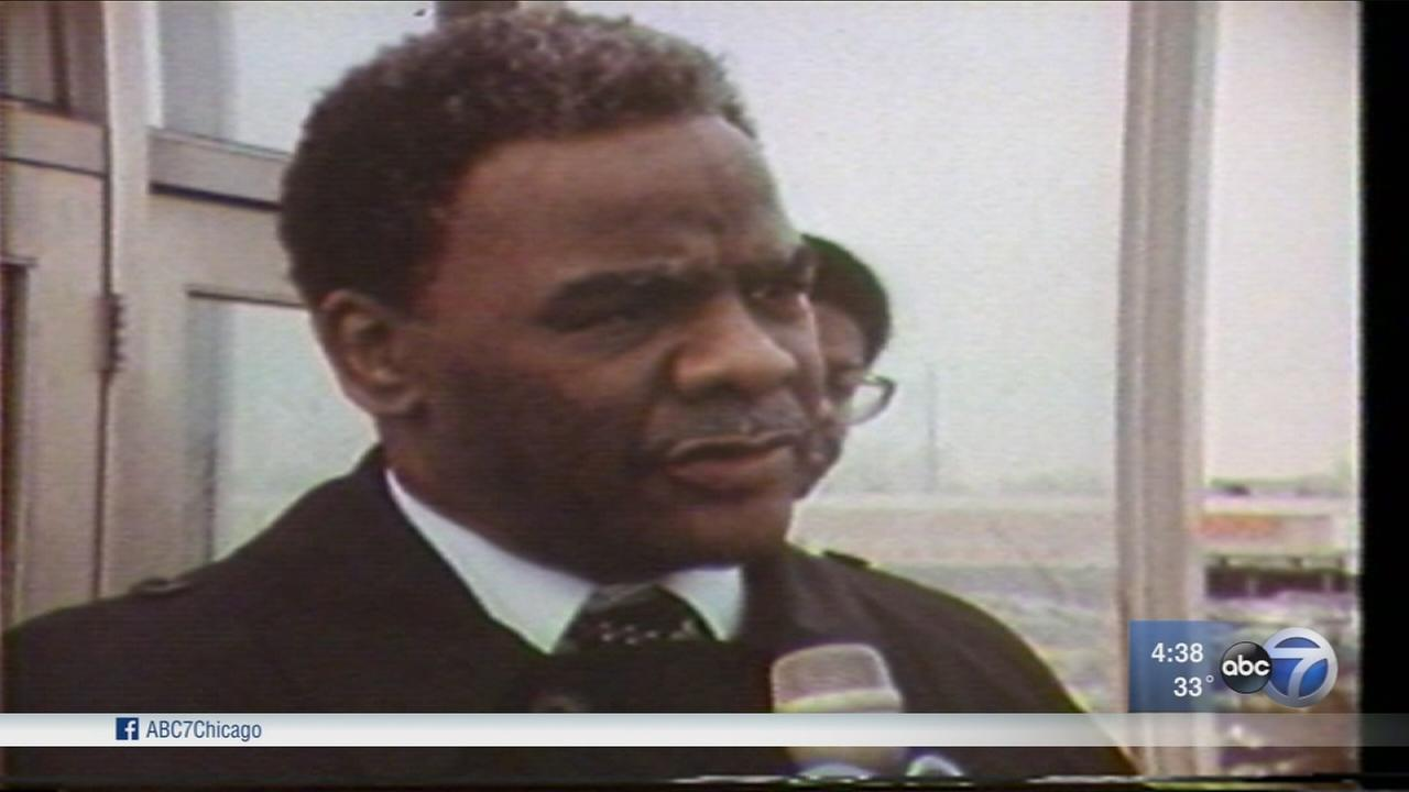 Remembering Harold Washington 30 years after his death