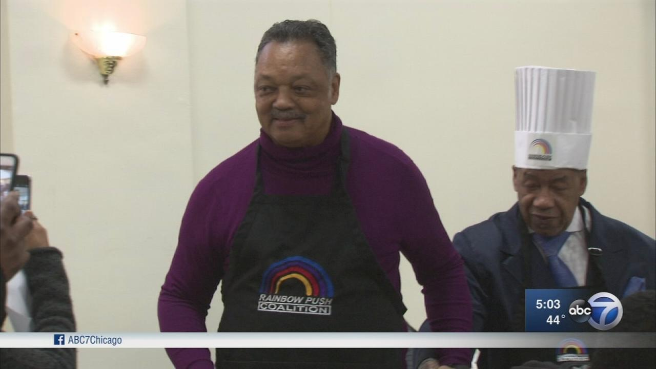 Rev. Jesse Jackson speaks publicly for first time after Parkinsons diagnosis
