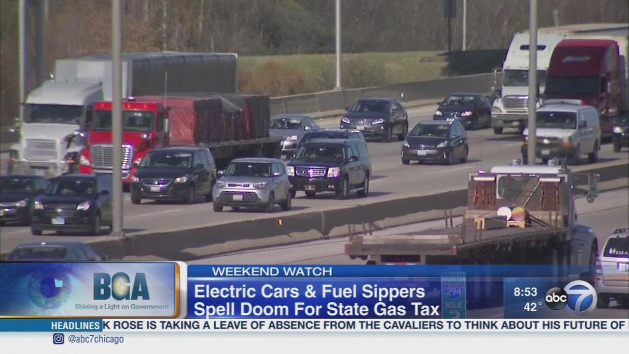 Weekend Watch: Illinois gas tax