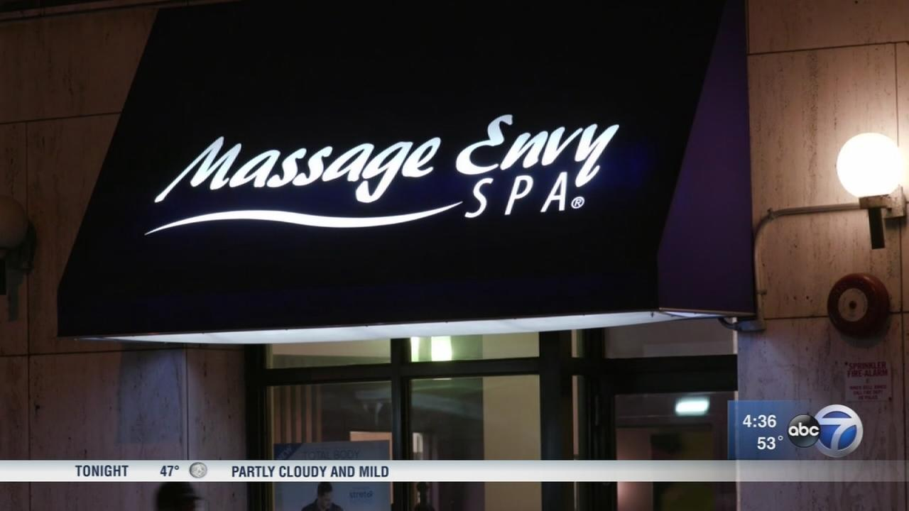 Report: 180 women allege sexual assaults at Massage Envy spas