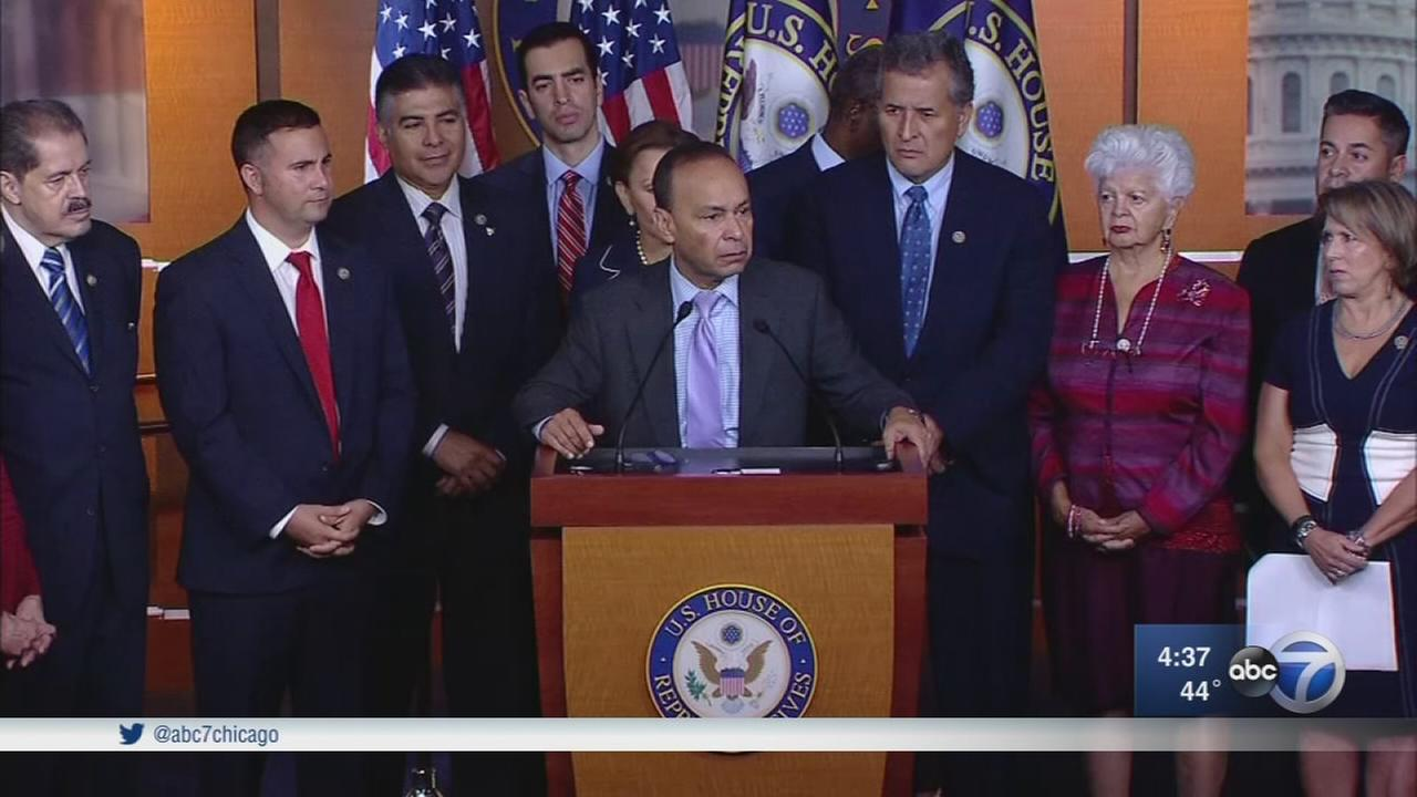 Luis Gutierrez may be testing waters for 2020 presidential run
