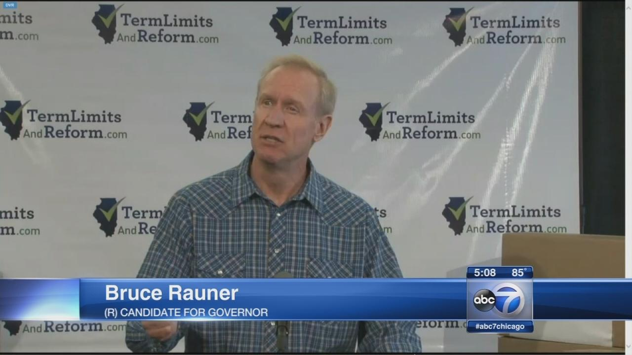 Rauner term limit effort declared unconstitutional by judge