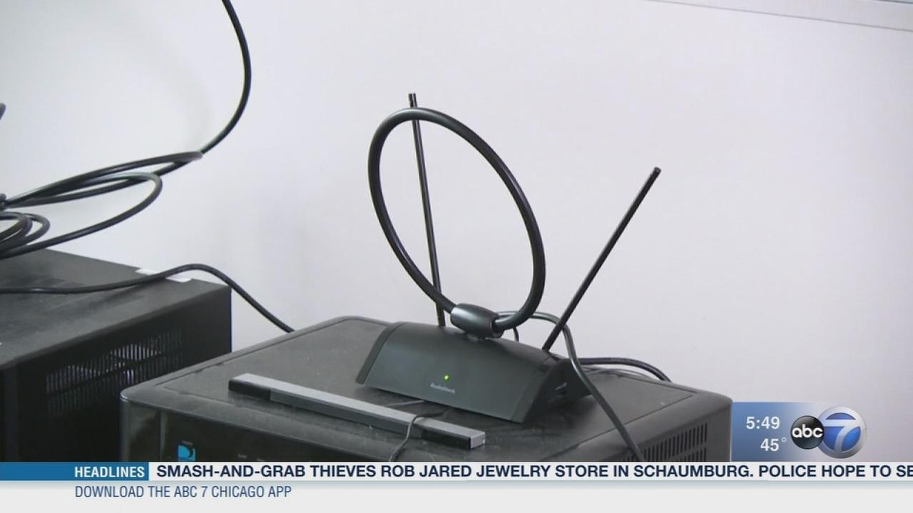 Consumer Reports: Get free HDTV with an indoor antenna