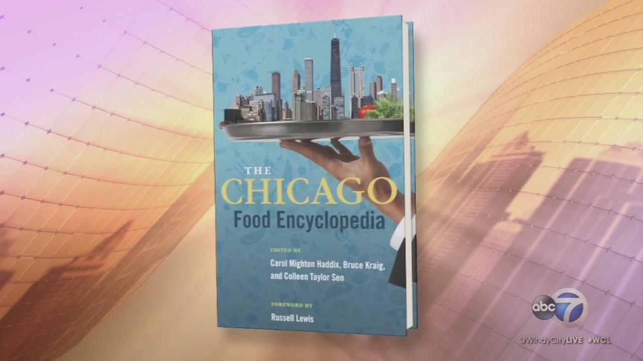 Authors of The Chicago Food Encyclopedia stop by WCL