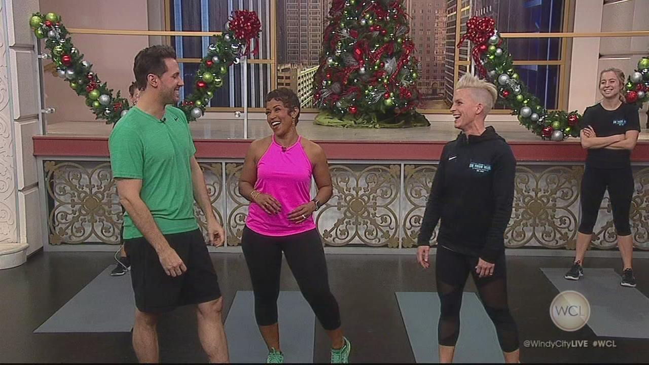 Keeping up with fitness goals during holiday season