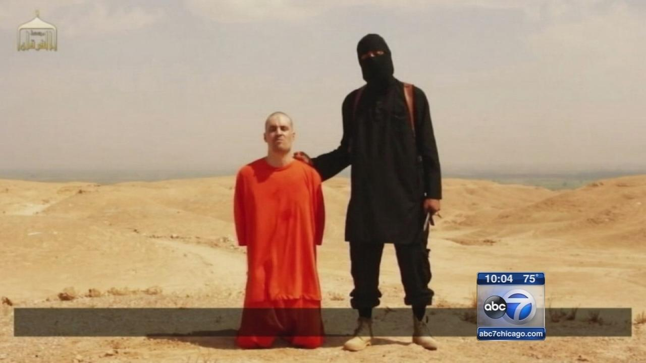 Video may show Americans execution