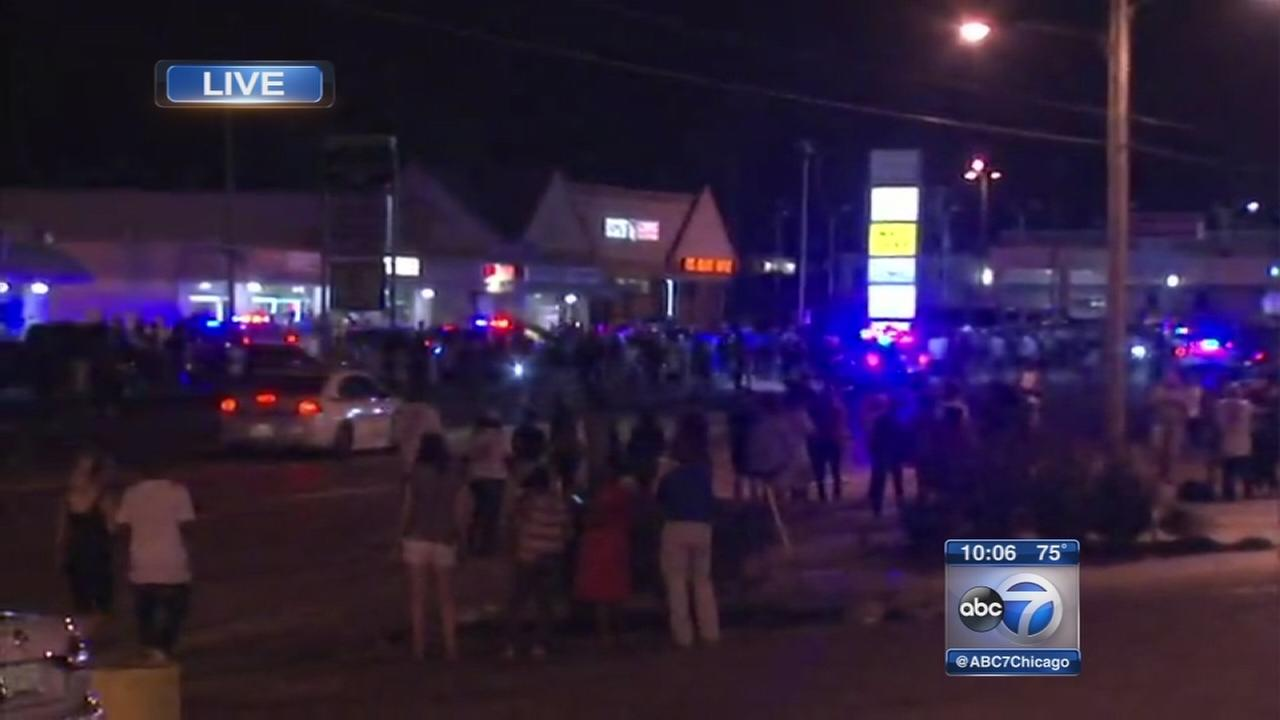 Tensions run high in Ferguson, Missouri