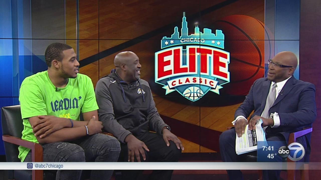 Coaches from Whitney Young, Simeon discuss Chicago Elite Classic tournament
