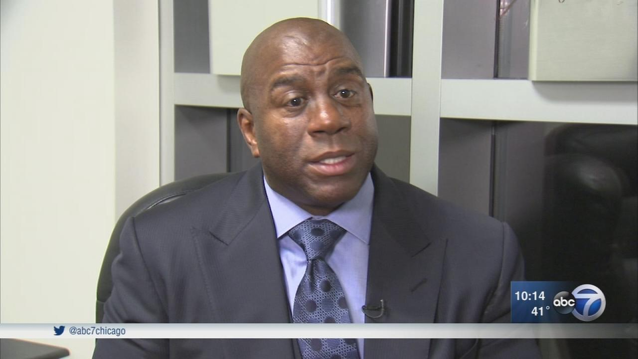 Magic Johnson kicks of Collaborative Trades Apprenticeship Pipeline Program