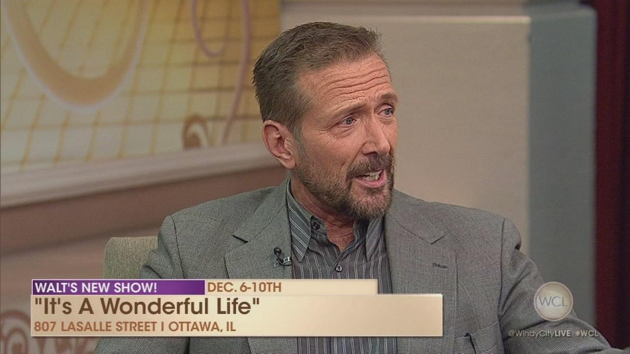 Walt Willey talks Its a Wonderful Life