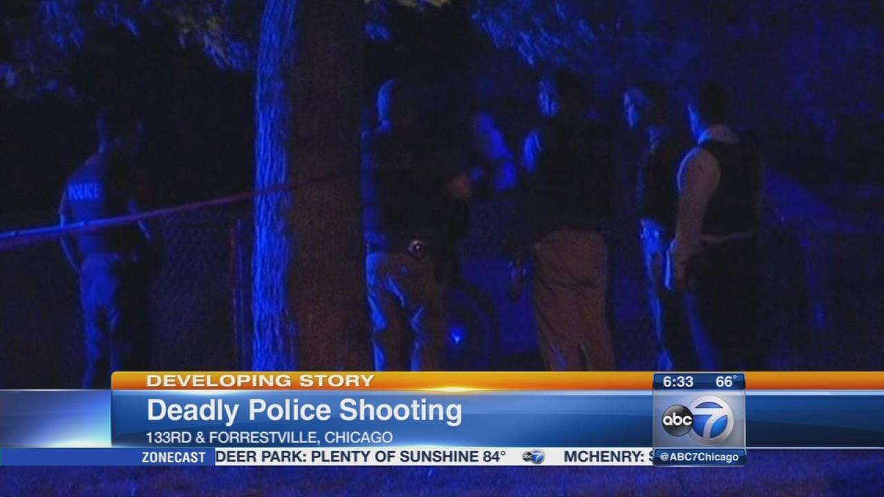 Man, 21, killed in police involved shooting
