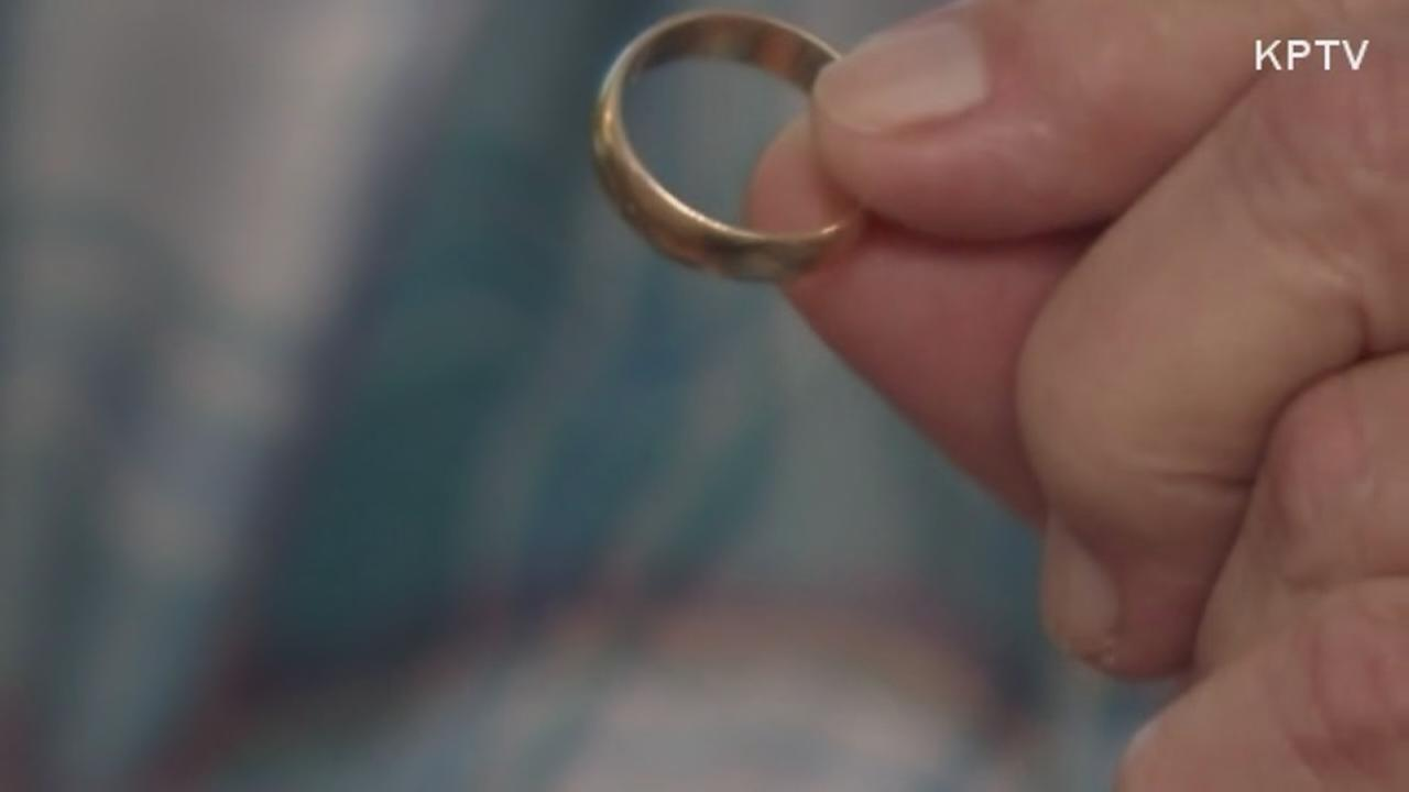 Wedding ring lost 46 years ago reunited with Portland couple