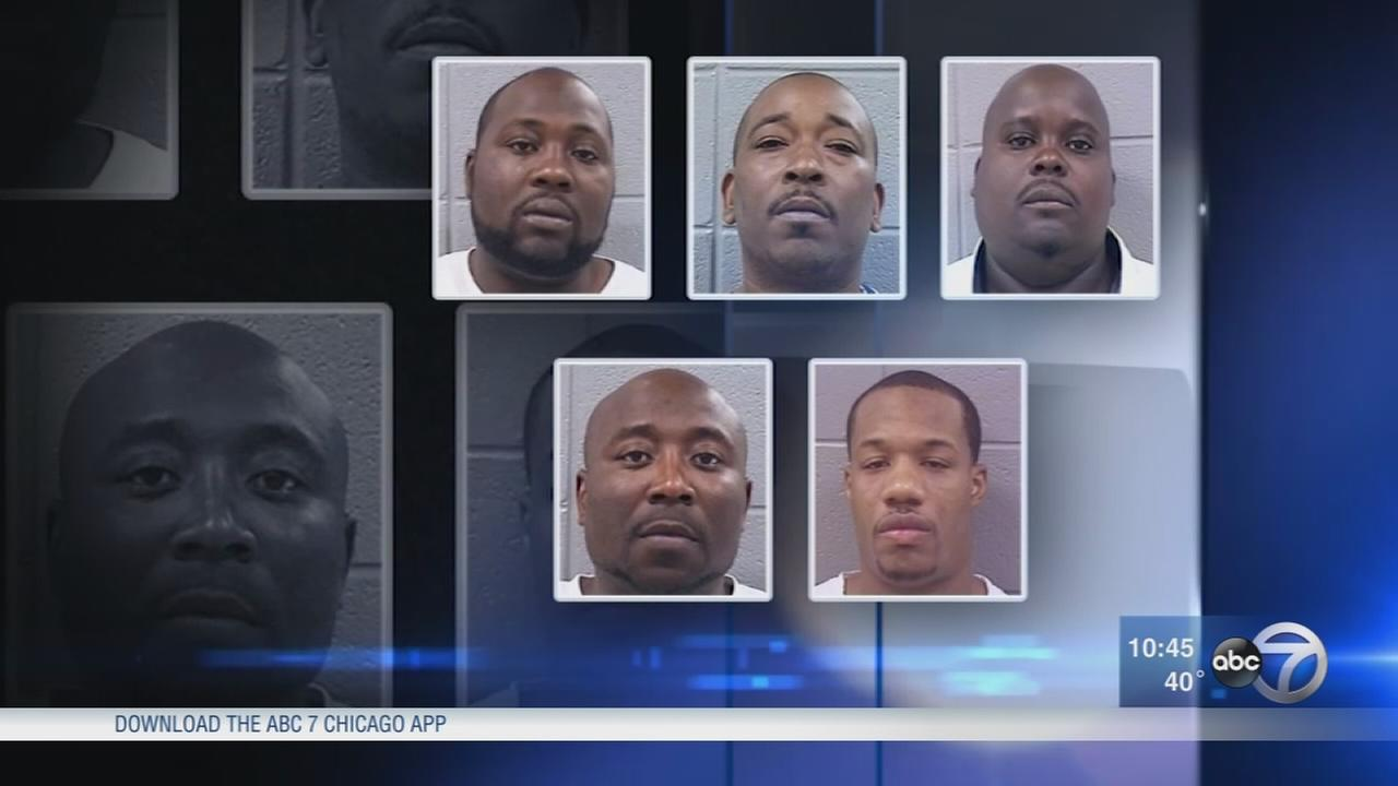 Jury reaches guilty verdict in Black Souls gang racketeering trial