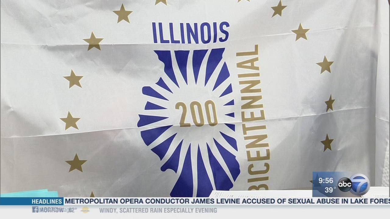 Illinois' 199th birthday kicks off bicentennial celebration