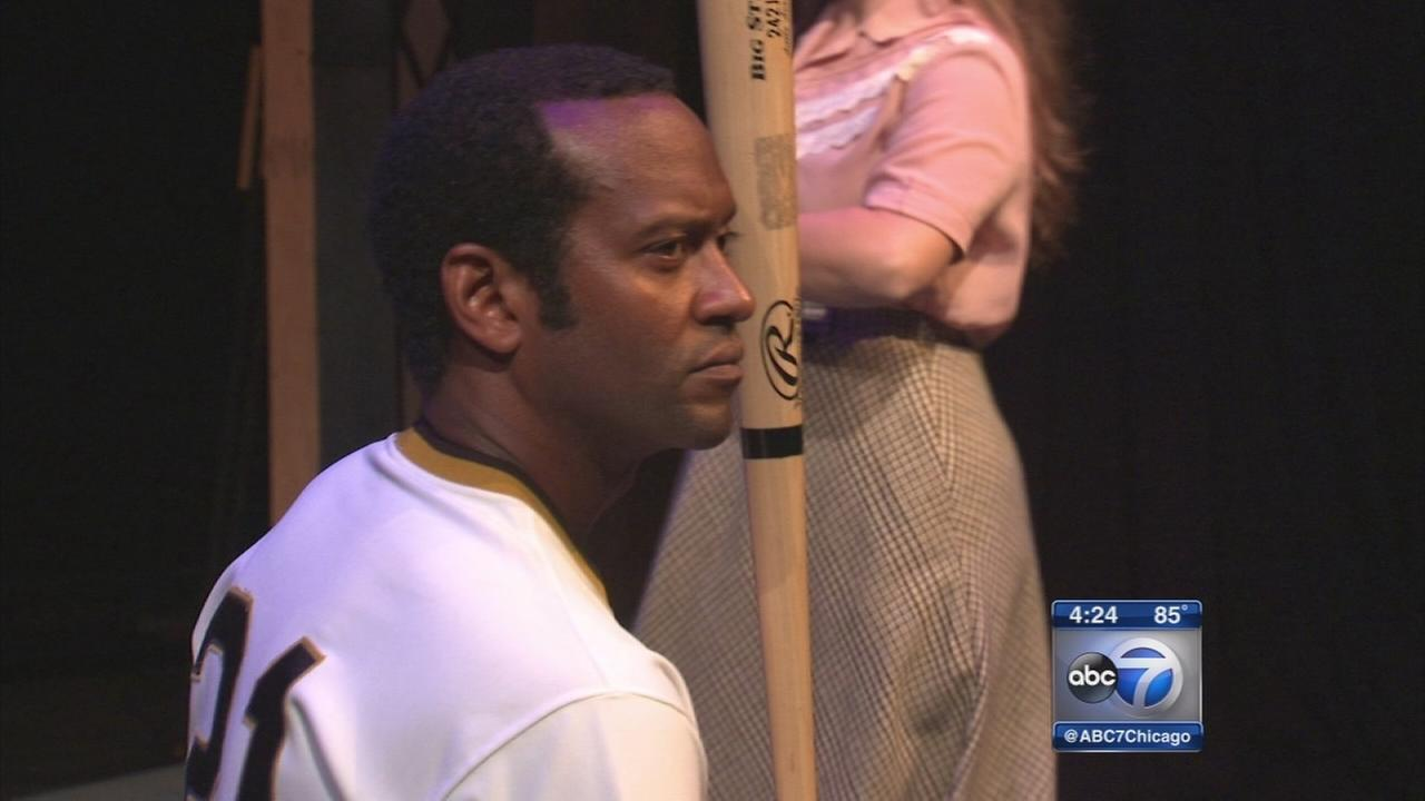 Clemente musical shows life of Roberto Clemente