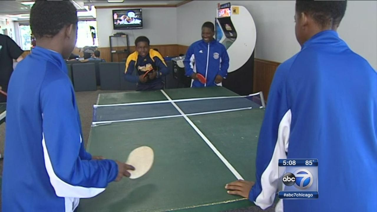 JRW All Stars relax on day between World Series games