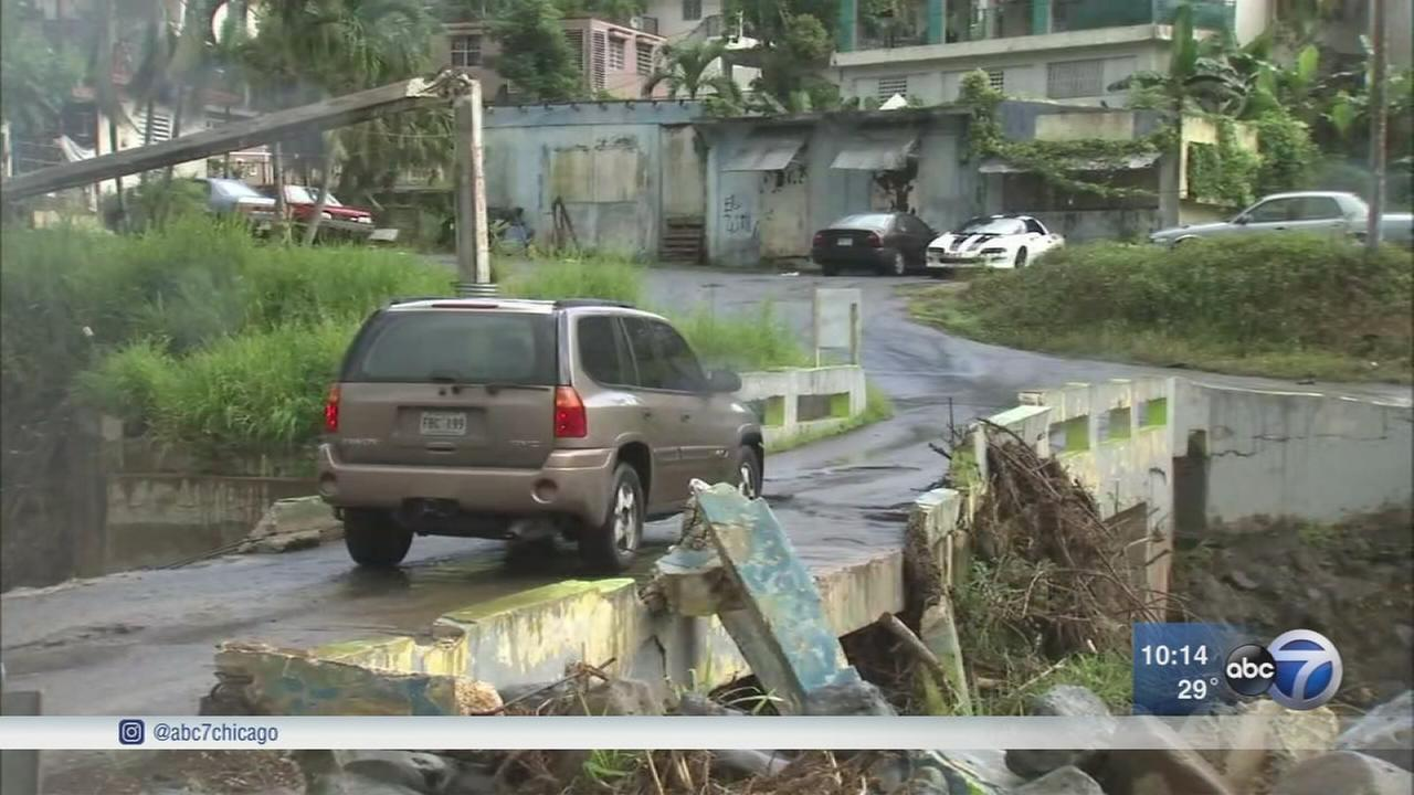 Chicagoans help repair orphanage, churches in Puerto Rico after Hurricane Maria