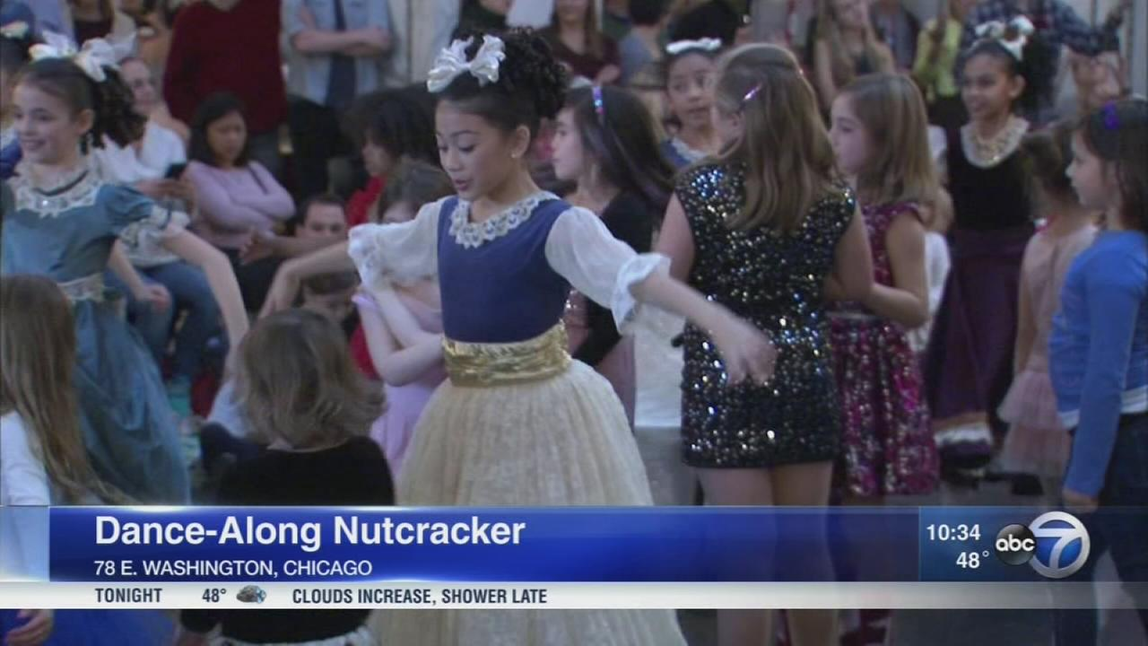 Dance-Along Nutcracker comes to Chicago Cultural Center