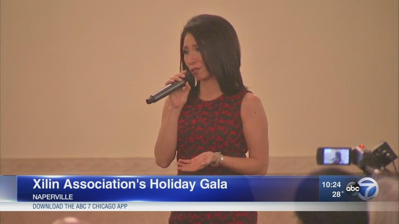 Judy Hsu chairs Xilin Association fundraiser