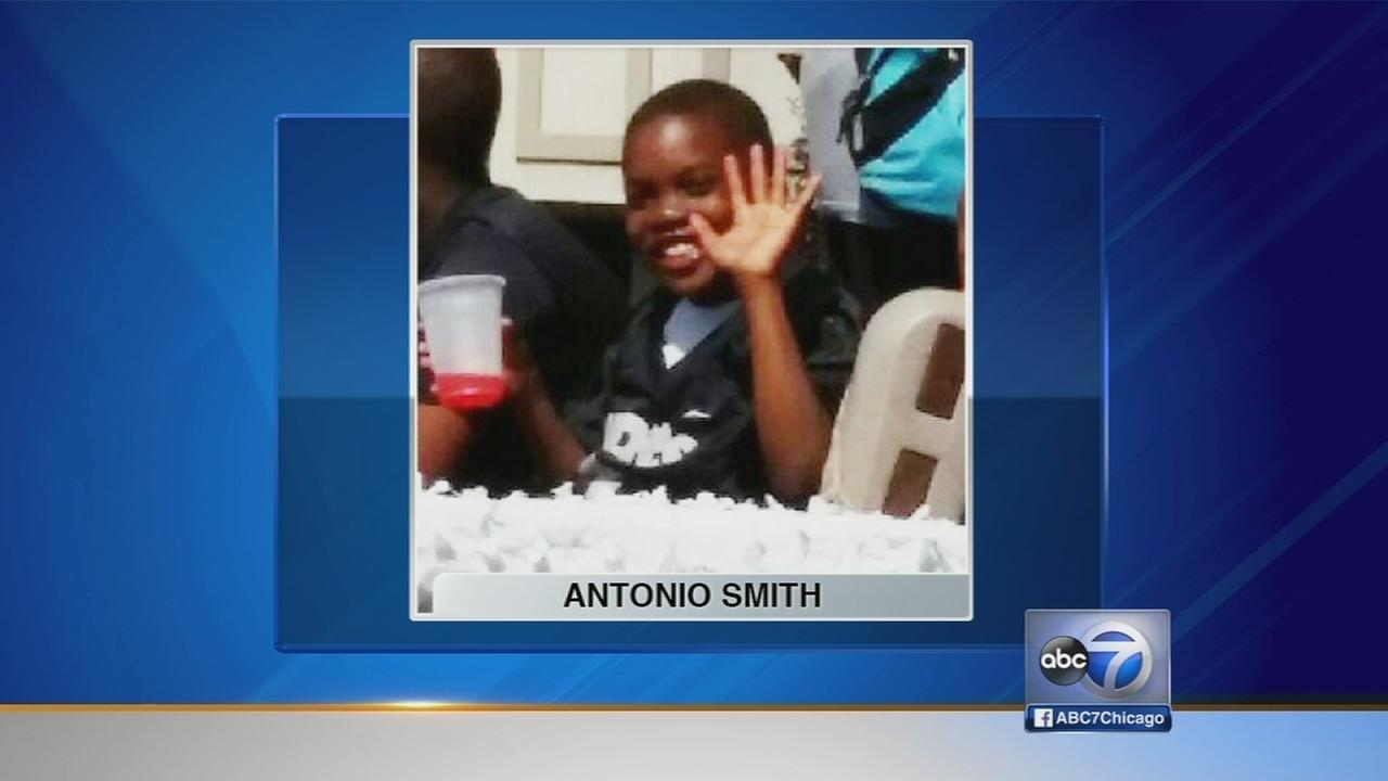 Family mourns boy, 9, shot to death