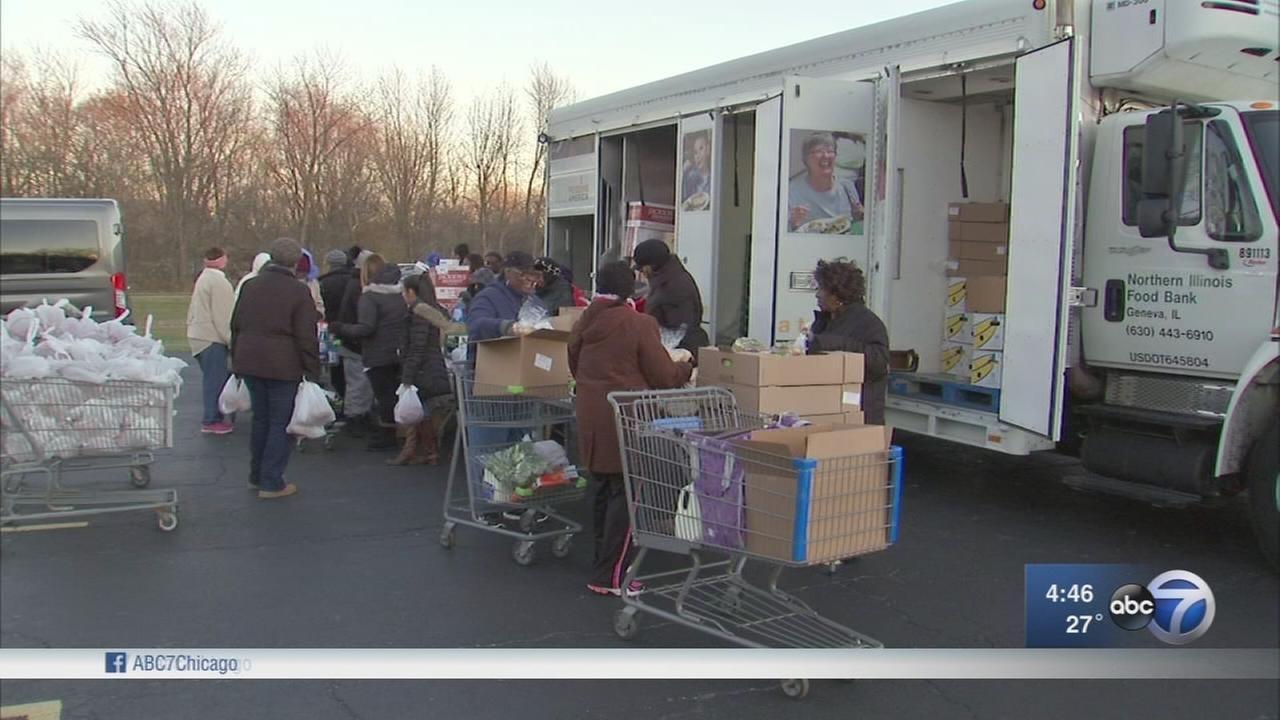 Mobile Pantry hits the road to help families in need