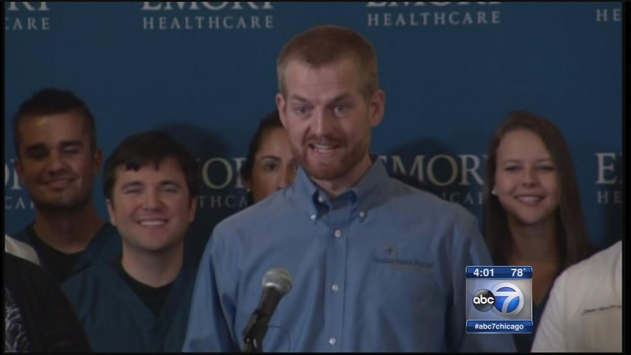American Ebola Doc: I am thrilled to be alive