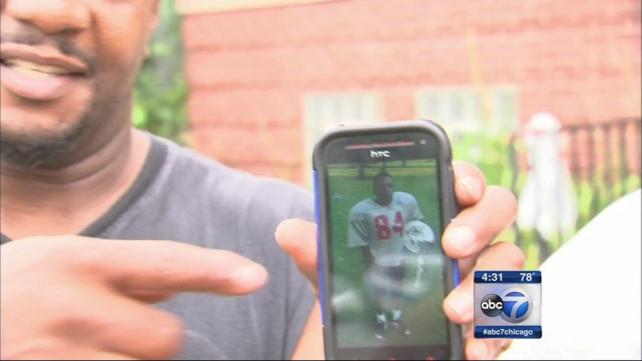 Family grieves boy, calls for end to violence