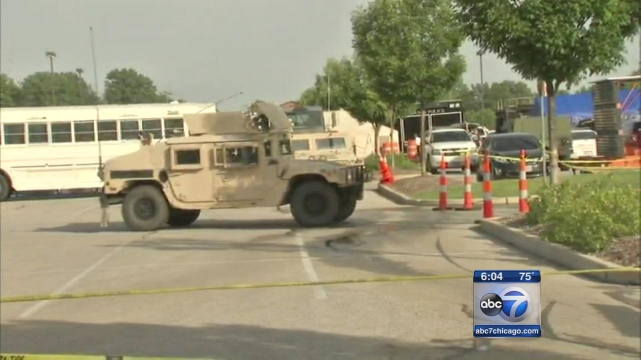 National Guard withdrawing from Ferguson