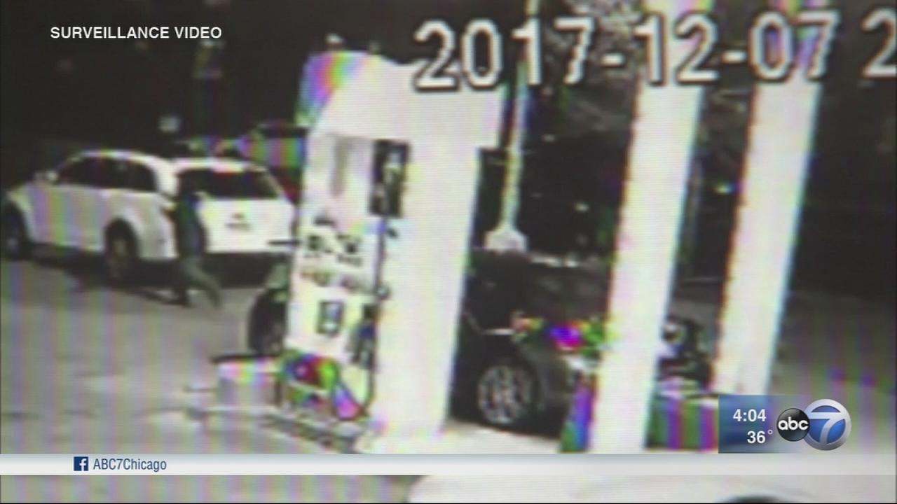 4 thefts reported in 2 days at or near Kenwood gas station