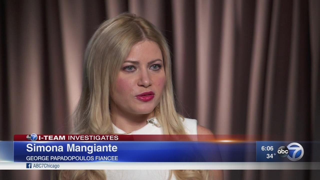 George Papadopoulos fiancee: Hes a patriot, not a Trump campaign coffee boy