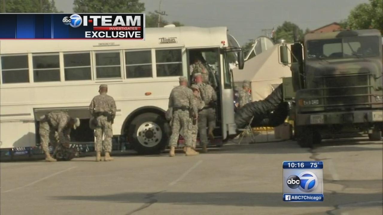 National Guard withdraws from Ferguson, Missouri