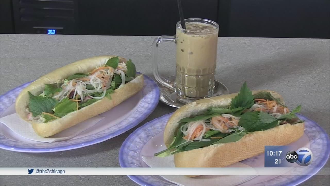 Vietnamese cafe in Pilsen serves sophisticated take on cuisine