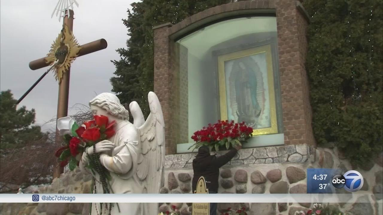 Catholics celebrate Our Lady of Guadalupe in Des Plaines