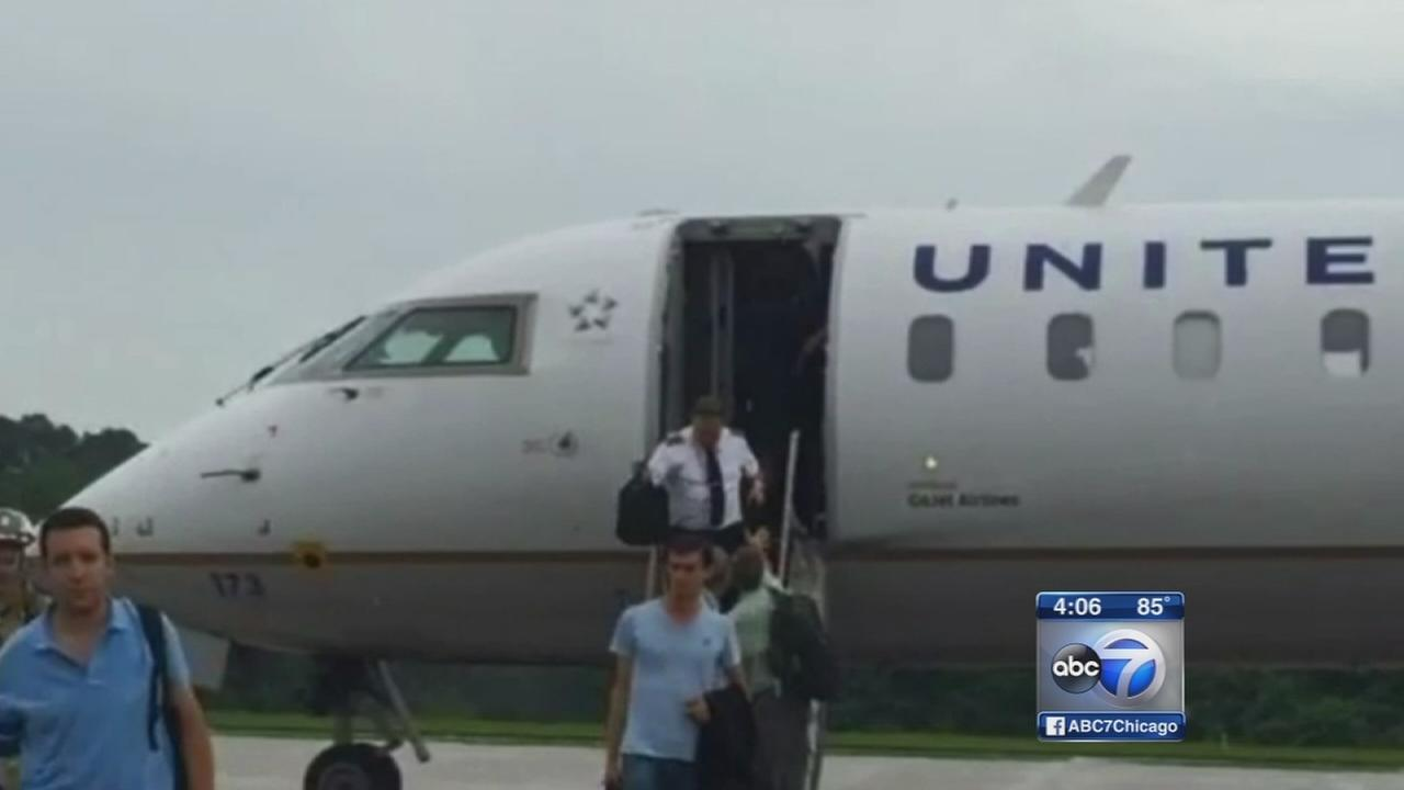 STL flight to Chicago makes emergency landing in Peoria