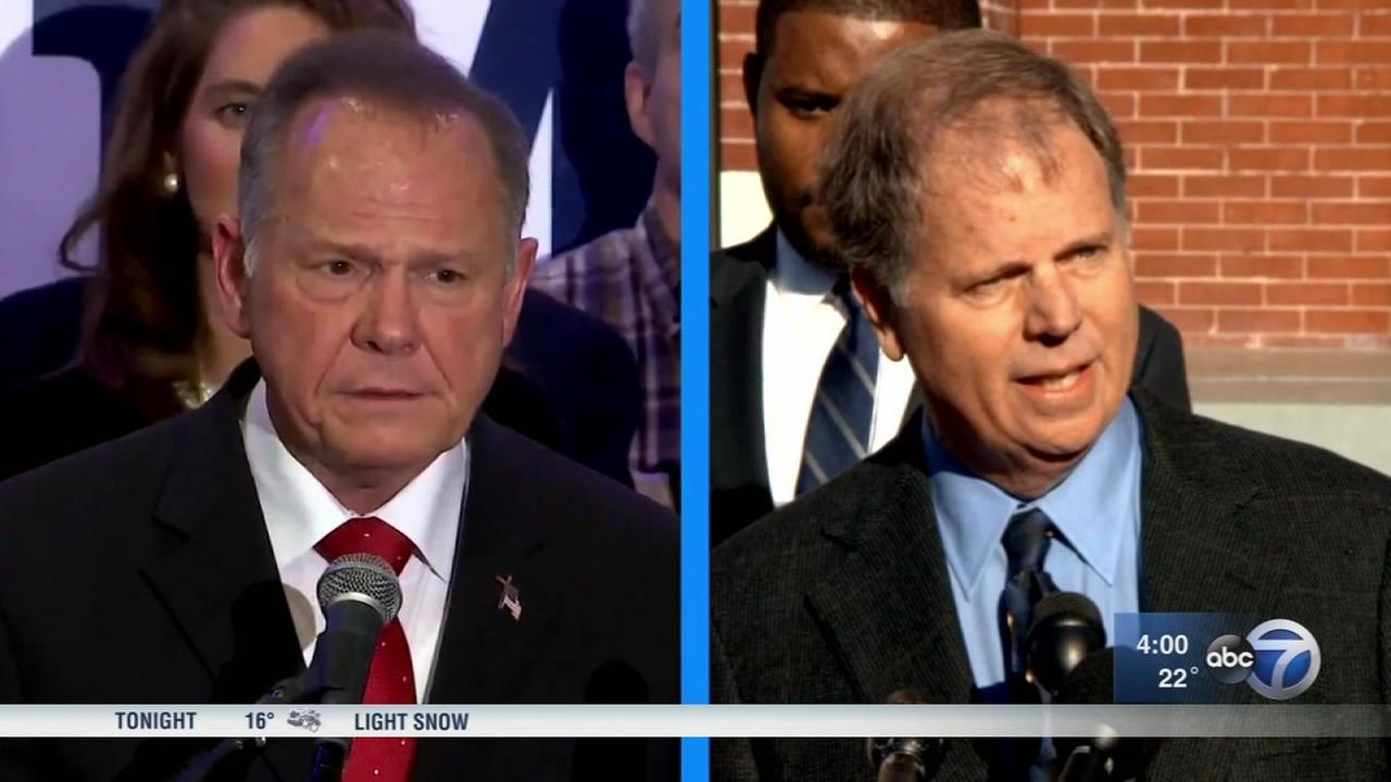After bitter campaign, Alabama Senate race goes to voters
