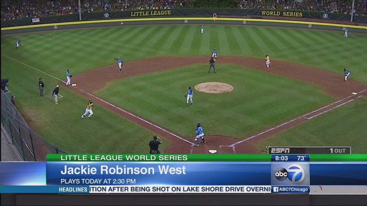 Chicago to host watch parties for Jackie Robinson West game
