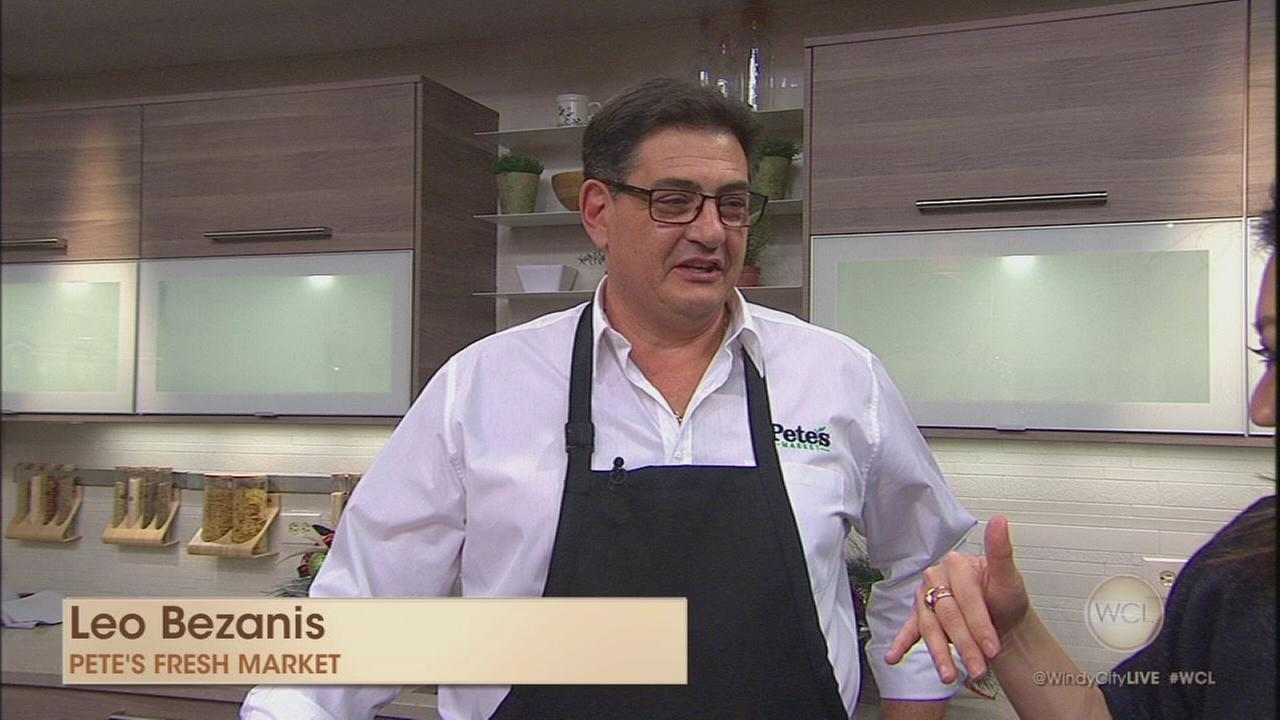 Alessi presents In the Kitchen: Leo Bezanis
