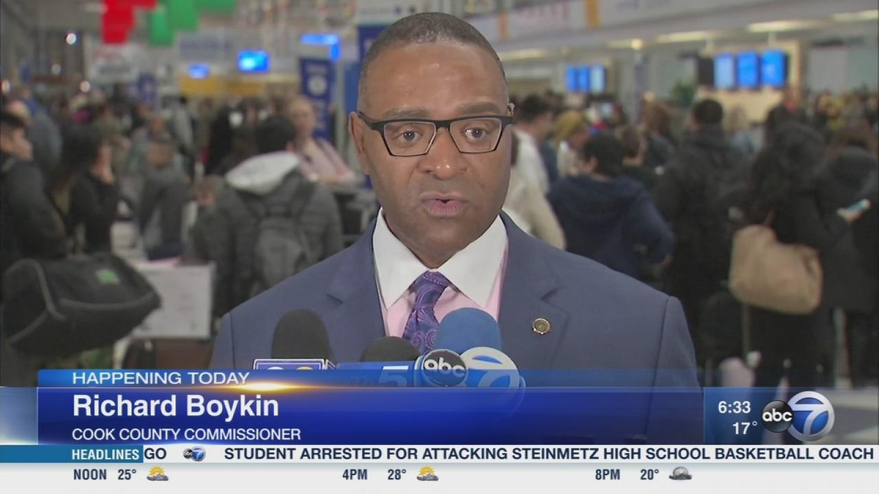 Boykin to ask UN for help fighting Chicago violence