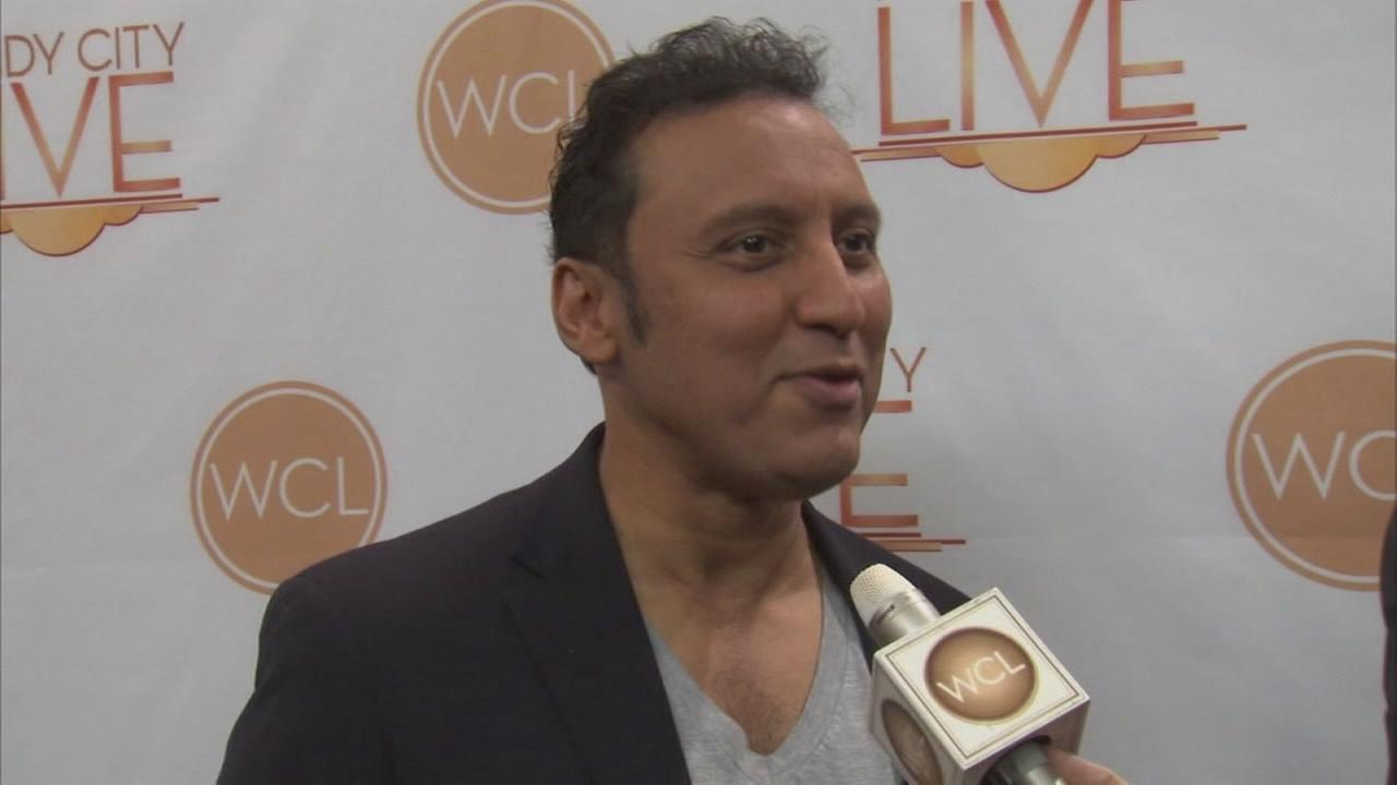 2 Minute Warning: Aasif Mandvi