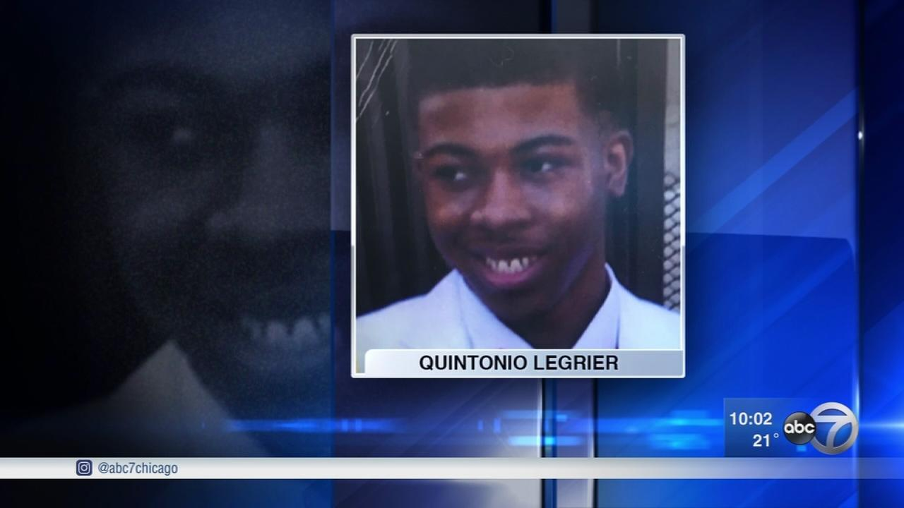 City asks to sue estate of teen fatally shot by Chicago police