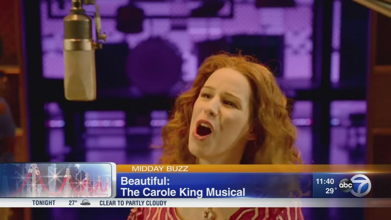 Chicago actress stars in Beautiful: The Carol King Musical