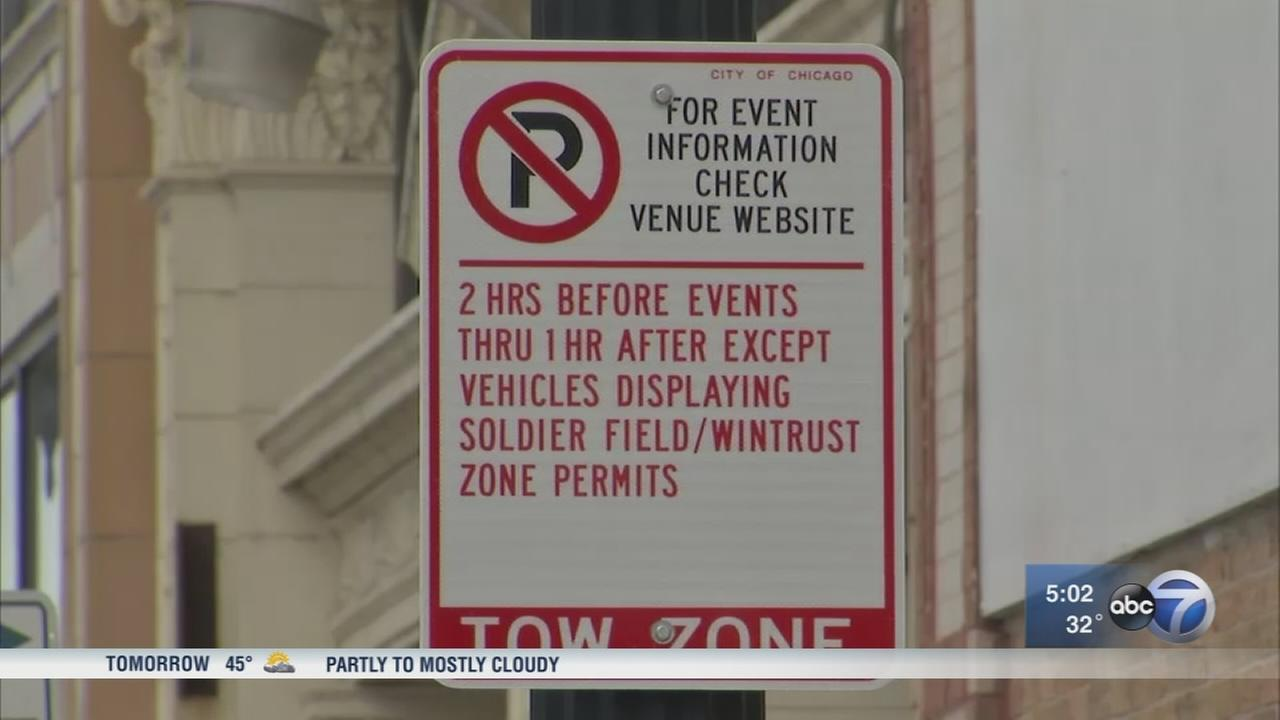 Extensive restrictions cause more South Loop parking woes