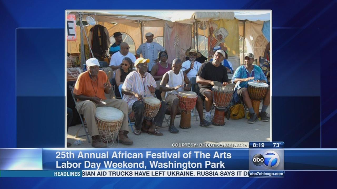 African Festival of the Arts celebrates 25 years in Chicago