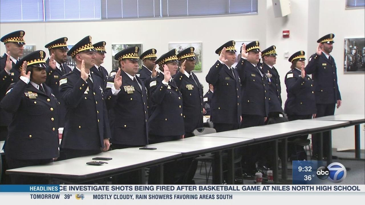 Chicago police applicants taking entry exam Saturday